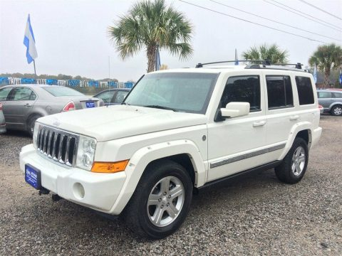 2010 Jeep Commander Limited na prodej