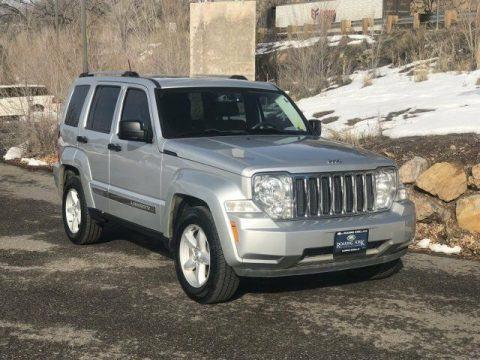 2012 Jeep Liberty Limited na prodej
