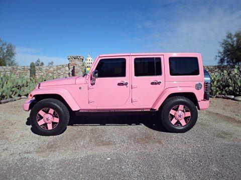 2012 Jeep Wrangler Custom na prodej