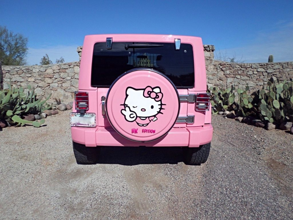 2012 Jeep Wrangler Custom