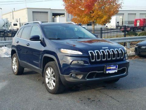 2014 Jeep Cherokee Limited na prodej