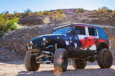 2014 Jeep Wrangler Rubicon na prodej