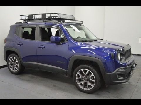 2016 Jeep Renegade Latitude na prodej