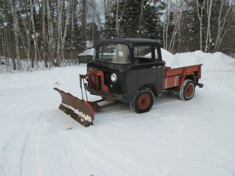 1959 Jeep FC -150 Forward Control na prodej