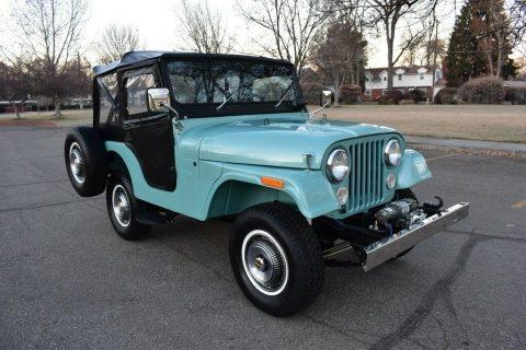 1970 Jeep CJ CJ5 na prodej