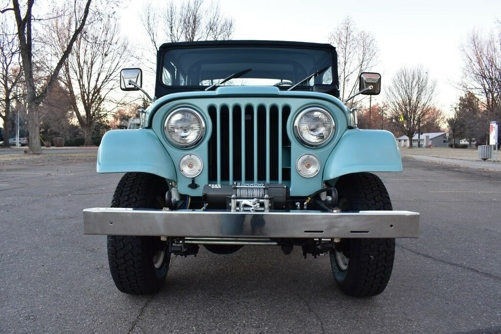 1970 Jeep CJ CJ5