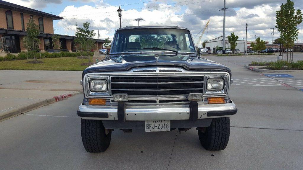1990 Jeep V8 Grand Wagoneer 4X4
