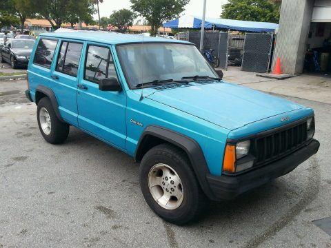 1996 Jeep Cherokee na prodej