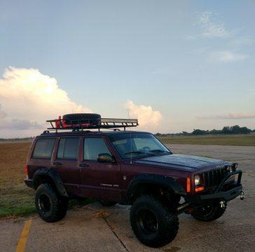 2000 Jeep Cherokee Classic na prodej