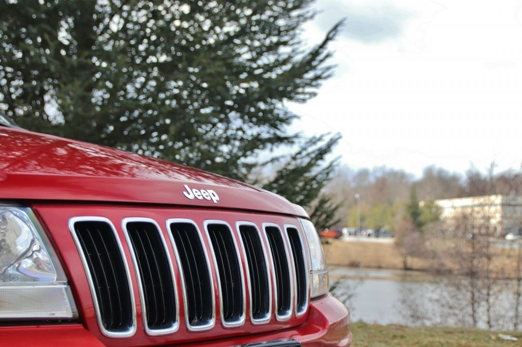 2002 Jeep Grand Cherokee 69K Miles 4.7L V8 4X4 Limited LEATHER!!