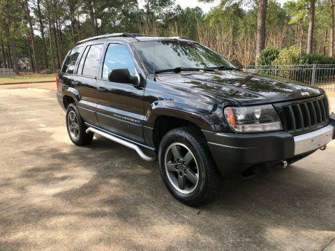 2004 Jeep Grand Cherokee Freedom Edition na prodej