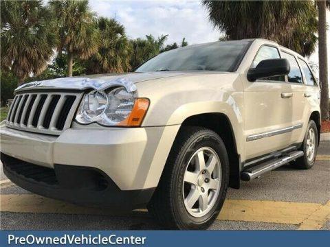 2008 Jeep Grand Cherokee Laredo na prodej