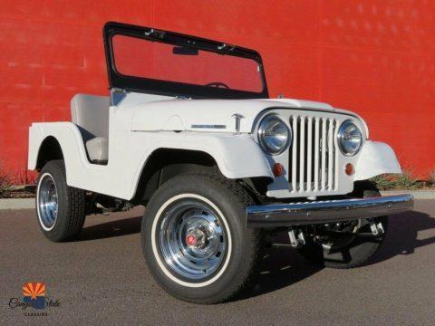 1965 Jeep CJ 5 na prodej