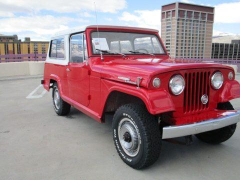 1969 Jeep Willys Jeepster na prodej