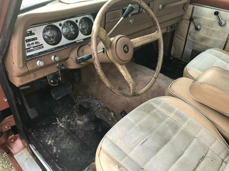 1982 Jeep J Series J 10 Pickup