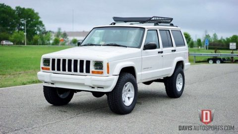 2000 Jeep Cherokee WE CAN Finance 100% na prodej