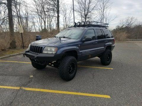 2004 Jeep Grand Cherokee Special Edition na prodej