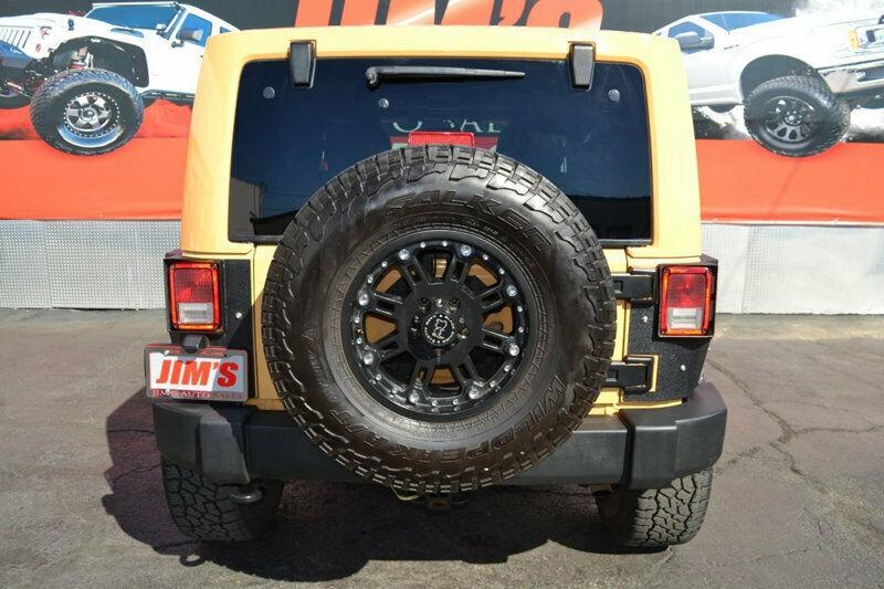 2014 Jeep Wrangler Jeep Wrangler Unlimited Rubicon 4X4 Smittybilt XRC