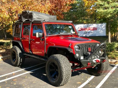 2015 Jeep Wrangler Freedom Edition na prodej