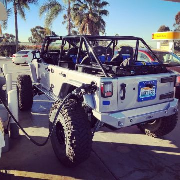 2015 Jeep Wrangler Rubicon Unlimited na prodej