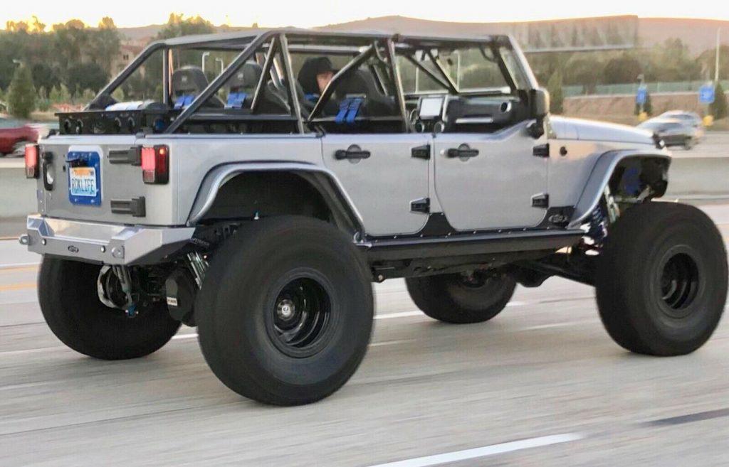 2015 Jeep Wrangler Rubicon Unlimited