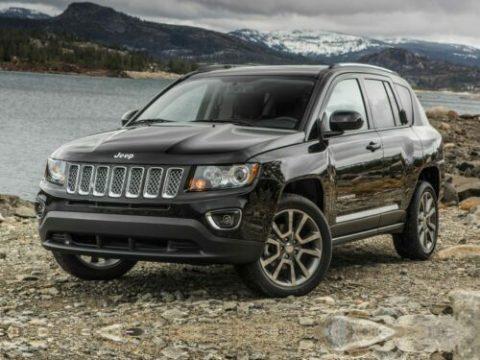 2016 Jeep Compass Sport na prodej