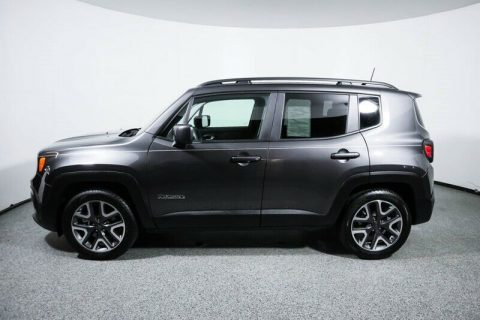 2018 Jeep Renegade Latitude na prodej