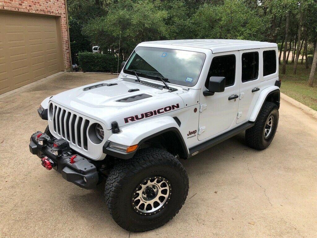 2018 Jeep Wrangler Rubicon 4X4