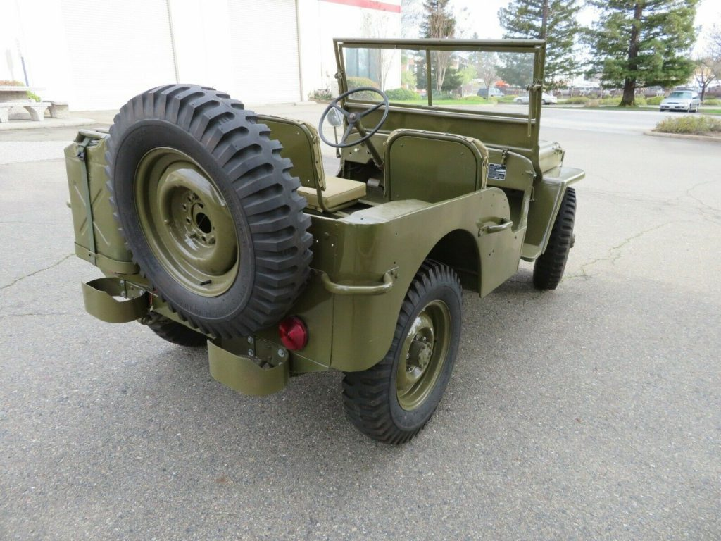 1942 Jeep Willys MB