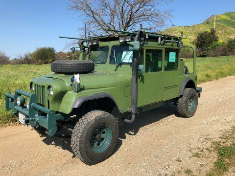 1975 Jeep Hand Drive V8 4X4 Jeep! na prodej