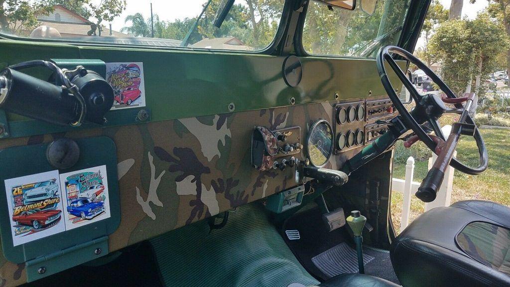 1975 Jeep Hand Drive V8 4X4 Jeep!