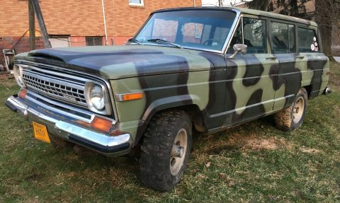 1979 Jeep Cherokee Chief S na prodej