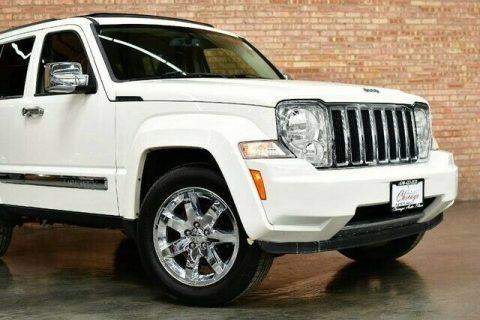 2008 Jeep Liberty Limited na prodej