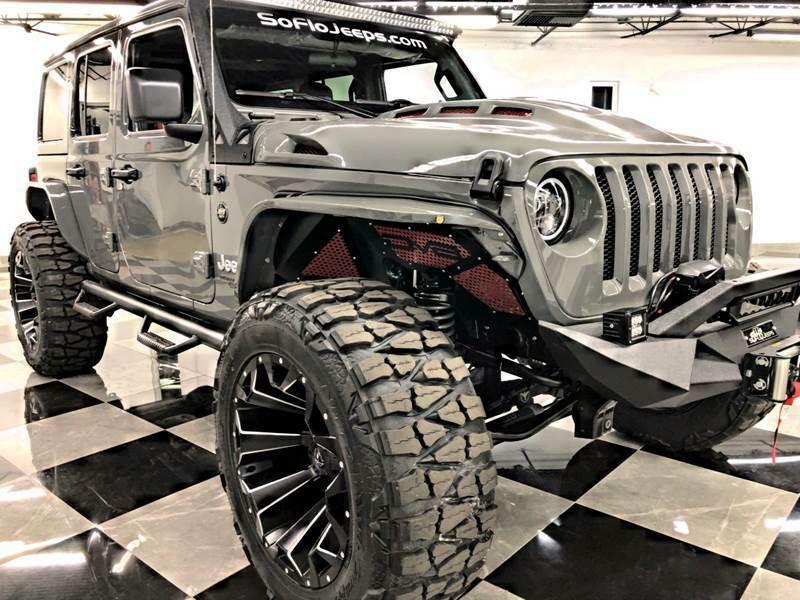 2019 Jeep Wrangler Moab 4×4 4dr SUV