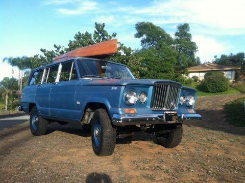 1963 Jeep Wagoneer na prodej