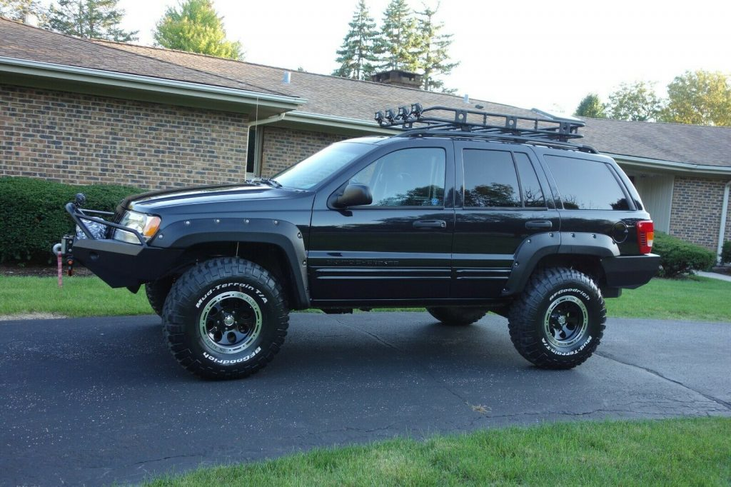 2004 Jeep Grand Cherokee Limited 4×4 No Expense Spared Professional Build!
