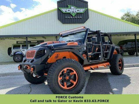 2018 Jeep Wrangler Sahara Harley Davidson Edition na prodej