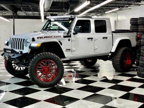2020 Jeep Gladiator Rubicon 4×4 4dr Crew Cab 5.0 ft. SB na prodej