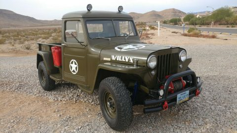 1945 Jeep Willys Truck, Pickup, Classic, Old, Historic na prodej