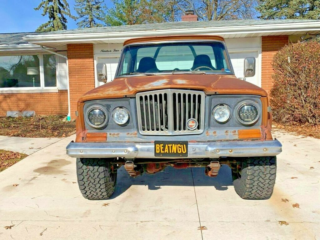 1978 Jeep J10 Honcho Levi Gladiator