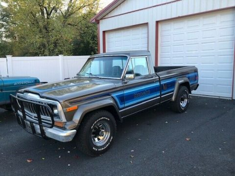 1981 Jeep J10 Laredo na prodej