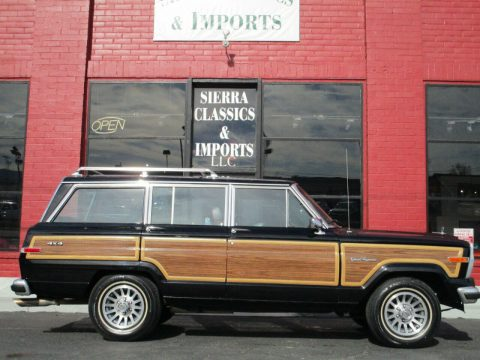 1990 Jeep Grand Wagoneer na prodej