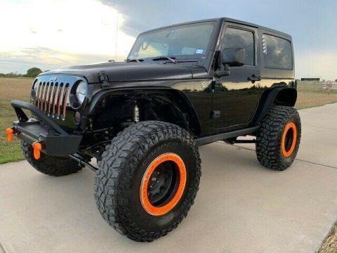 2012 Jeep Wrangler na prodej