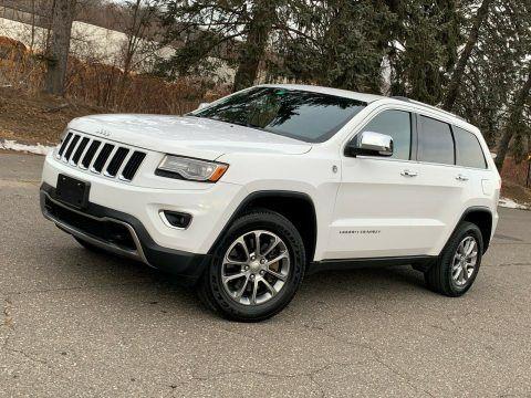2014 Jeep Grand Cherokee Limited ECO DIESEL na prodej