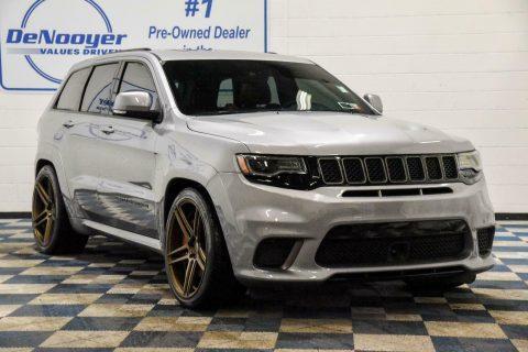 2018 Jeep Grand Cherokee TRACKHAWK na prodej