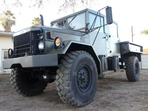 Jeep Kaiser M35a2 Multifuel na prodej