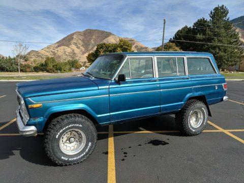 1978 Jeep Wagoneer na prodej