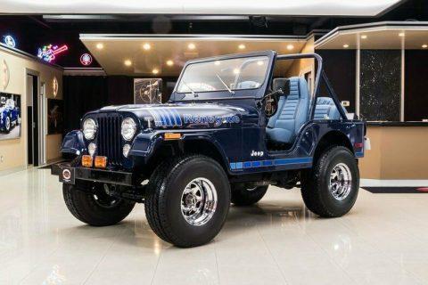 1980 Jeep CJ 5 4X4 na prodej