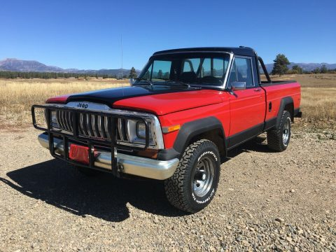 1982 Jeep J10 Laredo na prodej