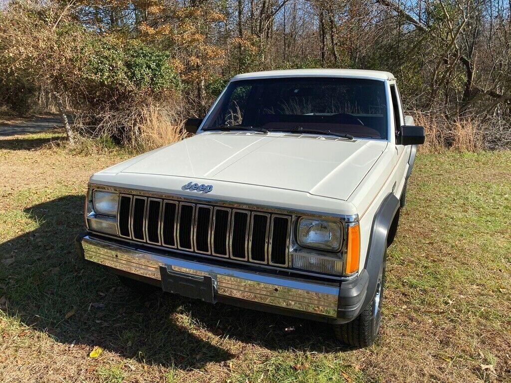 1986 Jeep Comanche X
